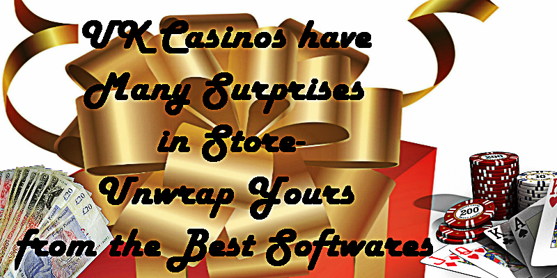 Best Presents from the Best Casinos